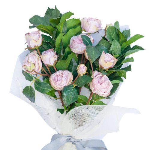Ramo de rosas silvestres
