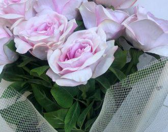 Ramo 13 Rosas Rosadas